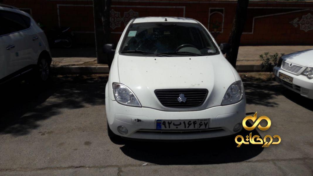 خرید خودرو تیبا هاچ بک SX در اصفهان