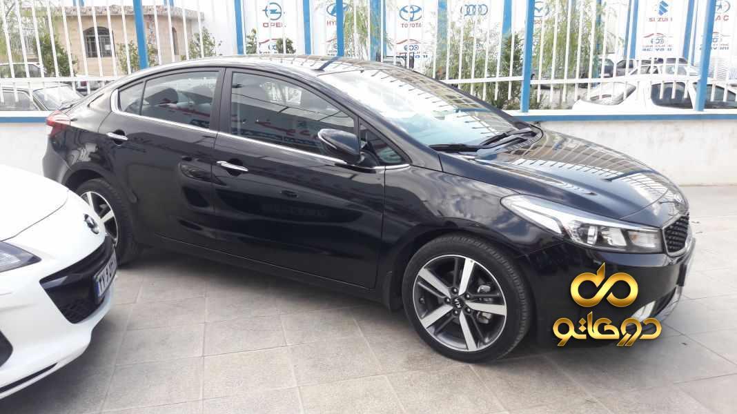 خرید خودرو  سراتو 2000 اتوماتیک در اصفهان