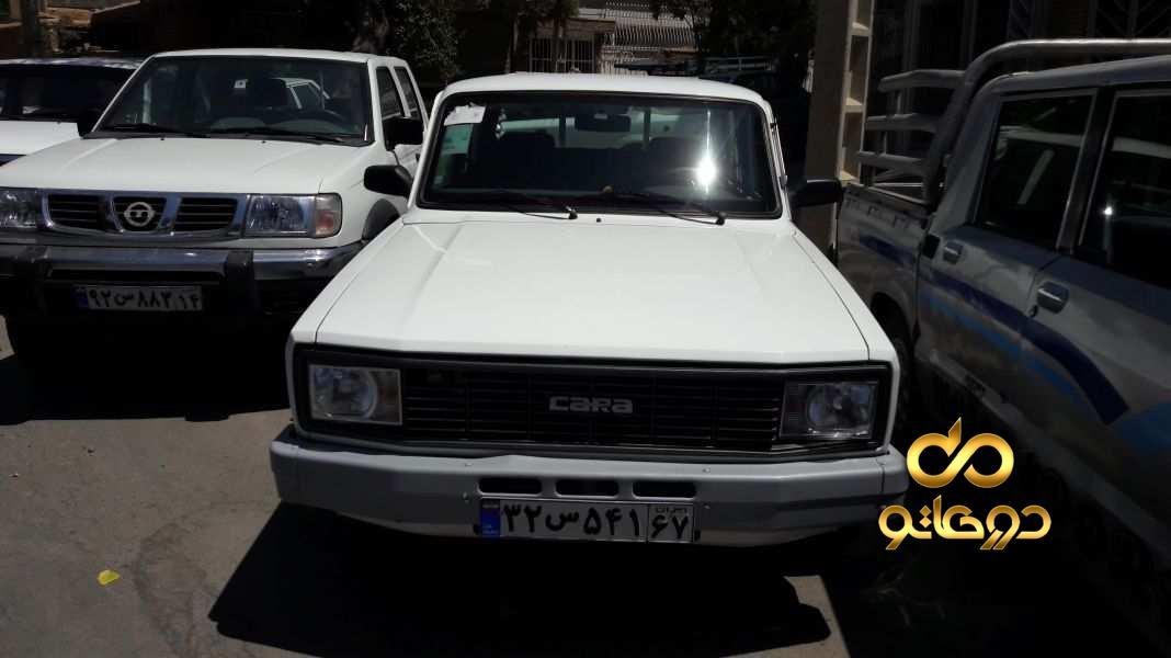 خرید خودرو وانت کارا 1700 دو کابین در اصفهان