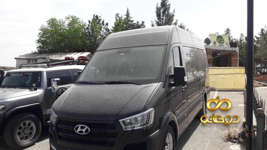خرید خودرو  H350 در اصفهان