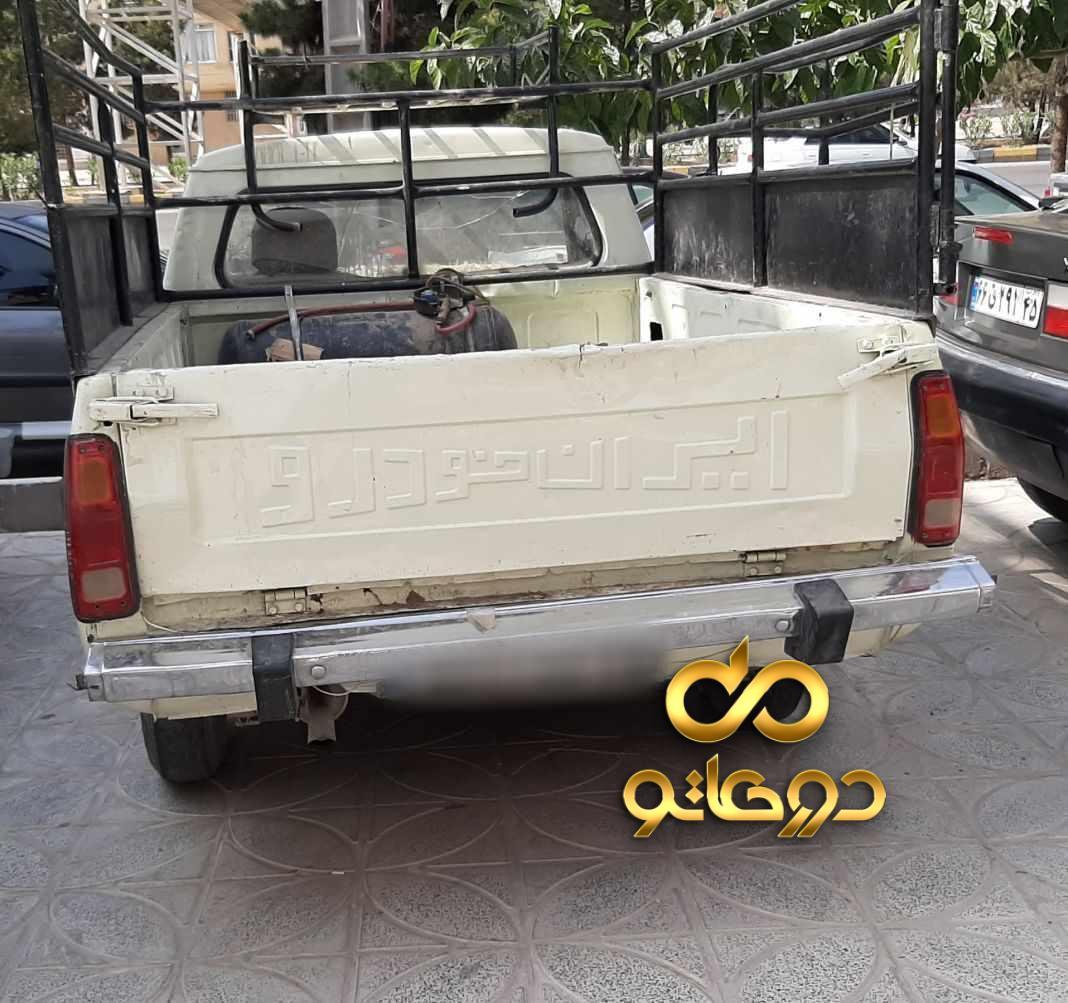 خرید خودرو  وانت پیکان دوگانه سوز در کرمان
