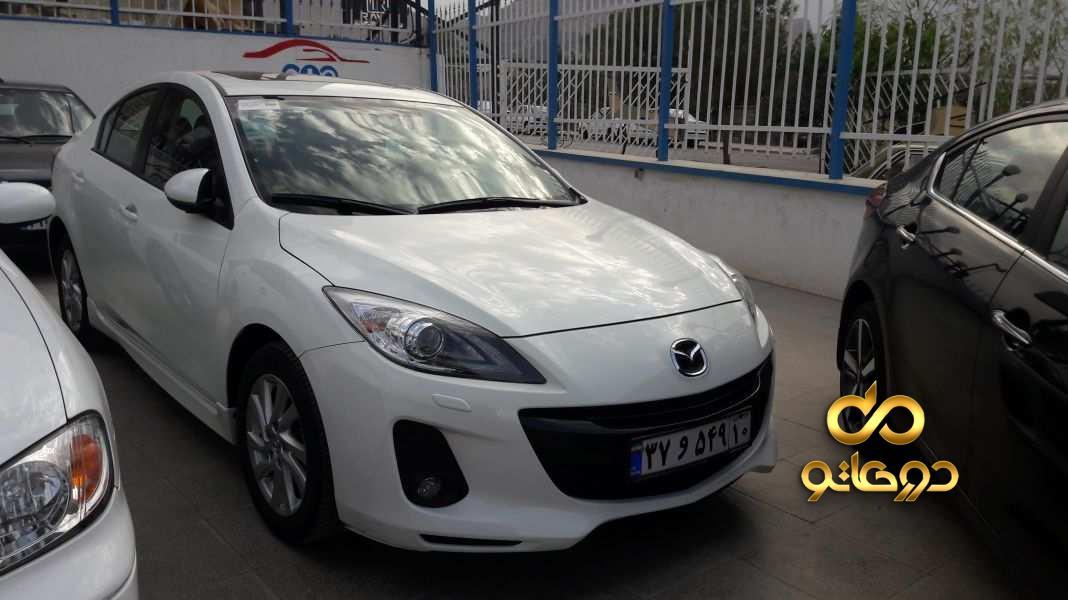 خرید خودرو  مزدا 3 - 2000 صندوق دار تیپ 4 در اصفهان