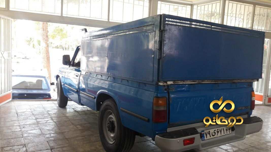خرید خودرو  نیسان زامیاد دیزلی در اصفهان