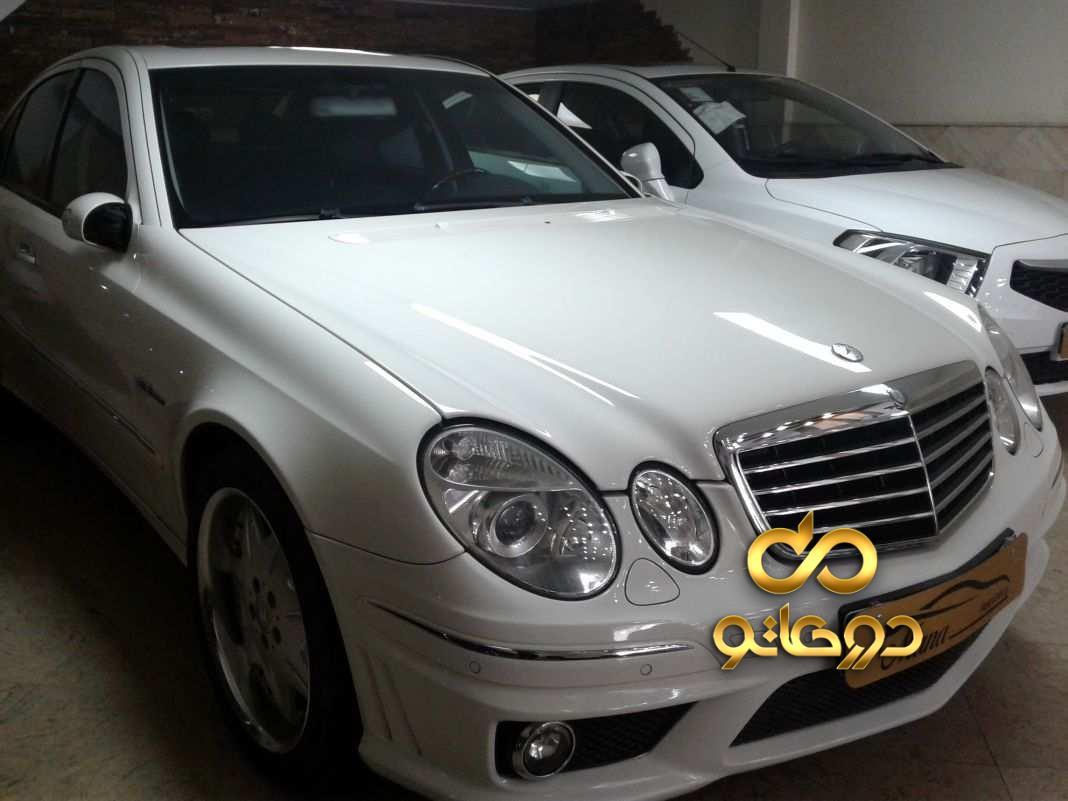 خرید خودرو  بنز E240 در تهران