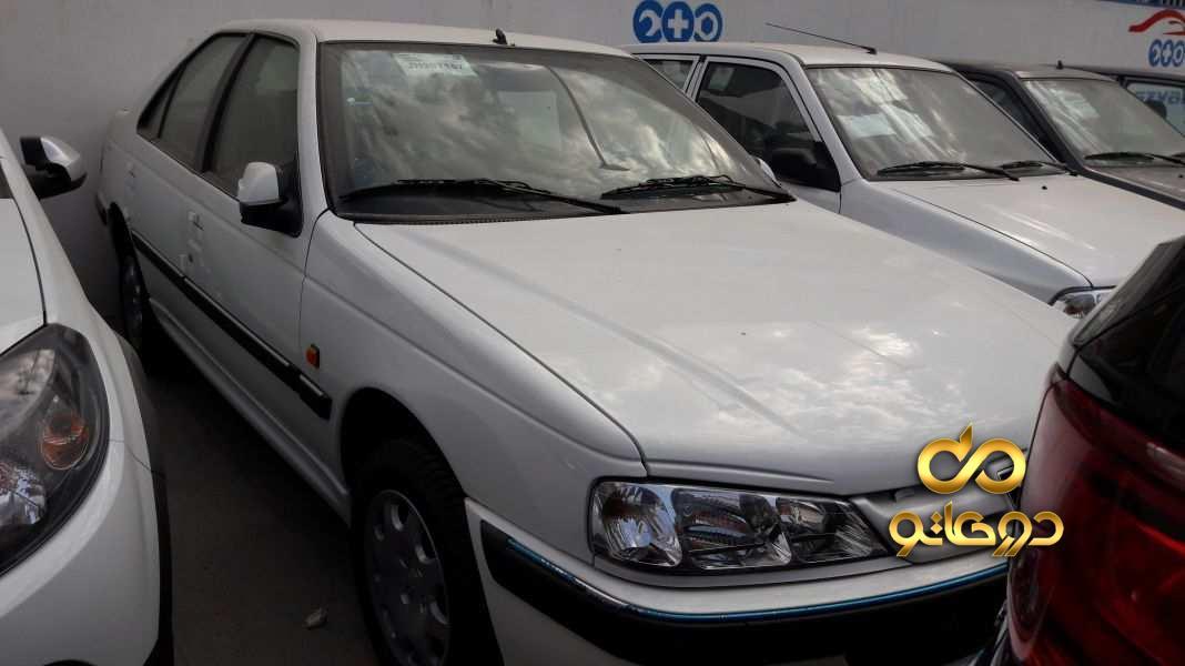 خرید خودرو  پارس دوگانه سوز در اصفهان