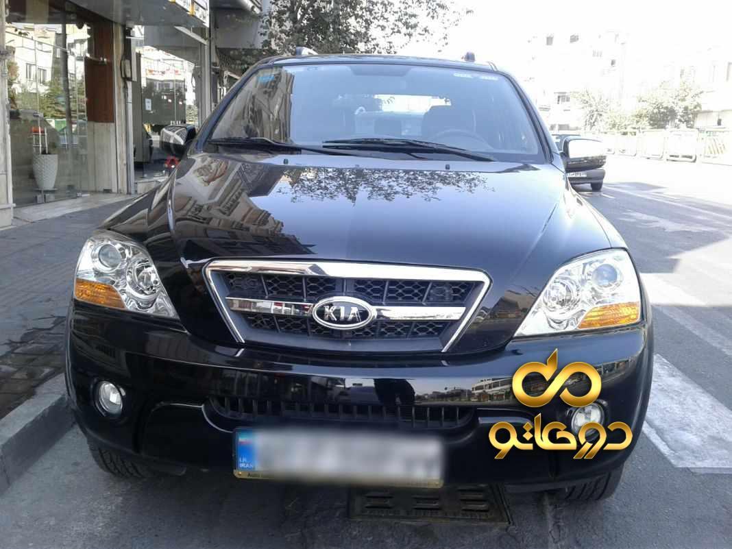 خرید خودرو کیا سورنتو ساده در تهران