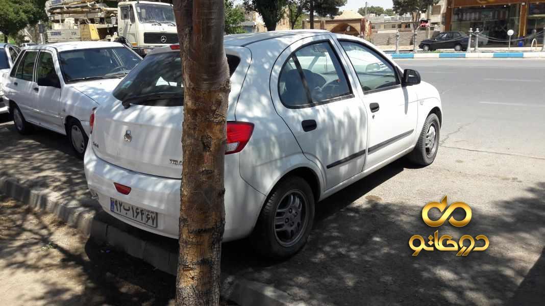 خرید خودرو  هاچ بک SX در اصفهان