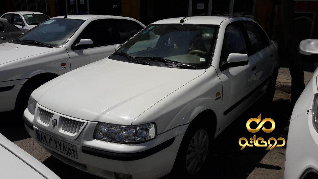 خرید خودرو سمند سمند EF7-LX پایه گازسوز در اصفهان