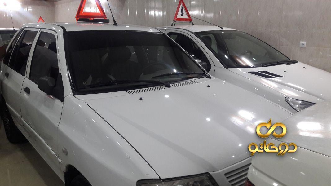 خرید خودرو پراید 111SE در اصفهان