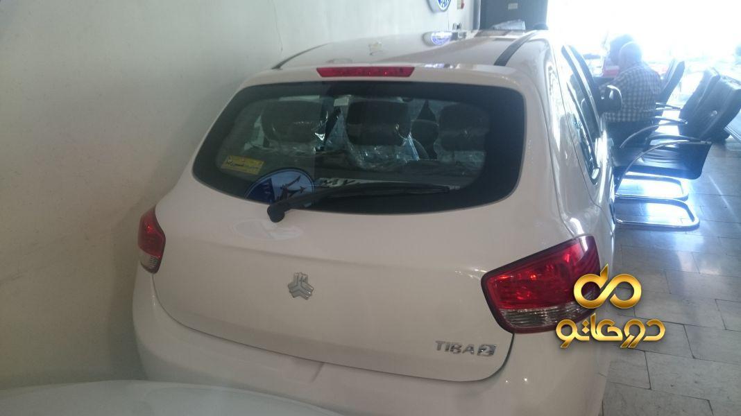 خرید خودرو  هاچ بک EX در اصفهان