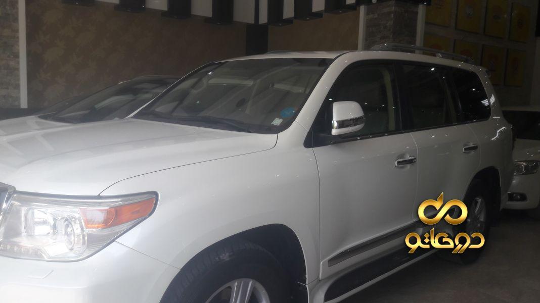 خرید خودرو  لندکروزر چهار درب GXR در اصفهان