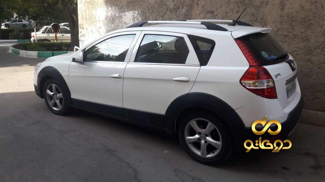 خرید خودرو  H30 CROSS اتوماتیک در اصفهان