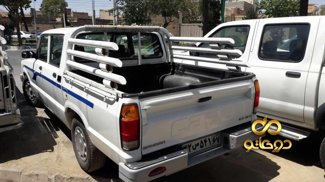 خرید خودرو  کارا 1700 دو کابین در اصفهان
