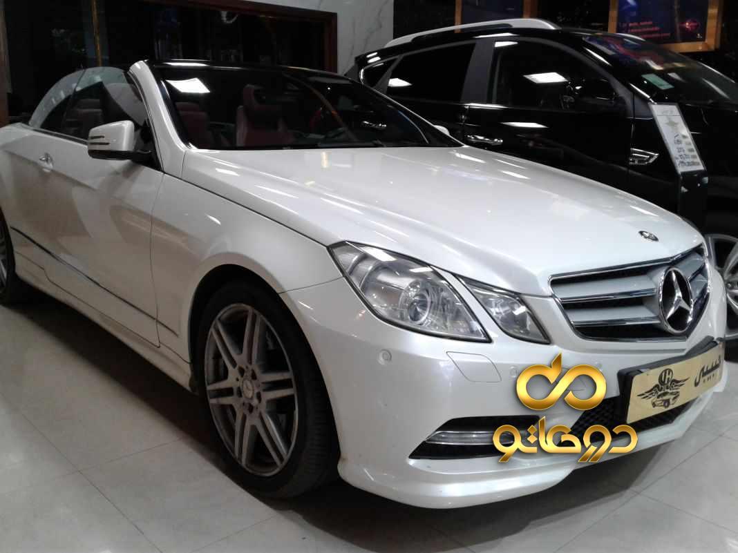 خرید خودرو بنز بنز E350 کروک در تهران