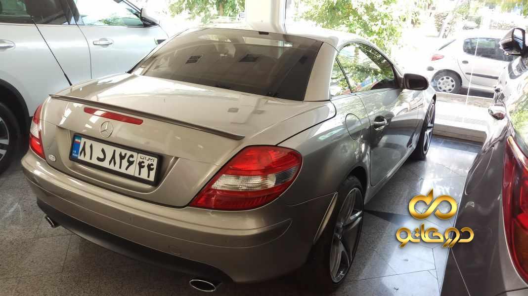 خرید خودرو  بنز SLK200 در البرز