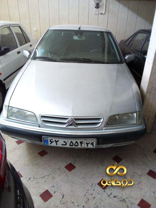 خرید خودرو سیتروئن زانتیا X 2000 در تهران