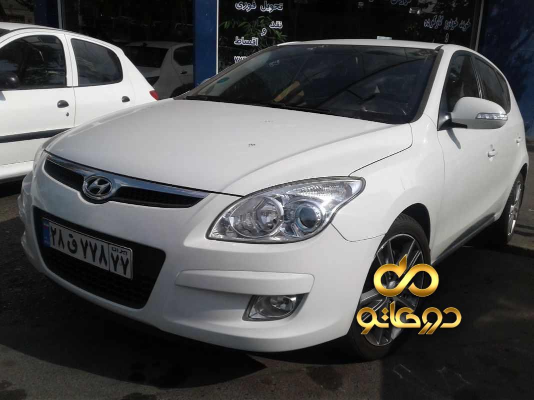 خرید خودرو هیوندای i20 مونتاژ در تهران