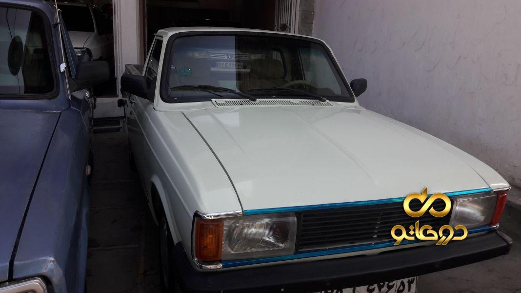 خرید خودرو  وانت پیکان دوگانه سوز در اصفهان