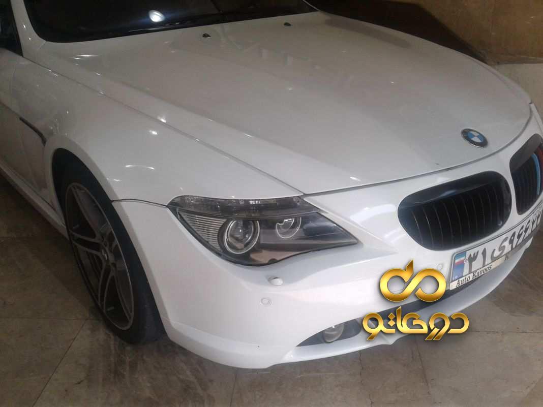 خرید خودرو بی ام  و 630i کروک در تهران