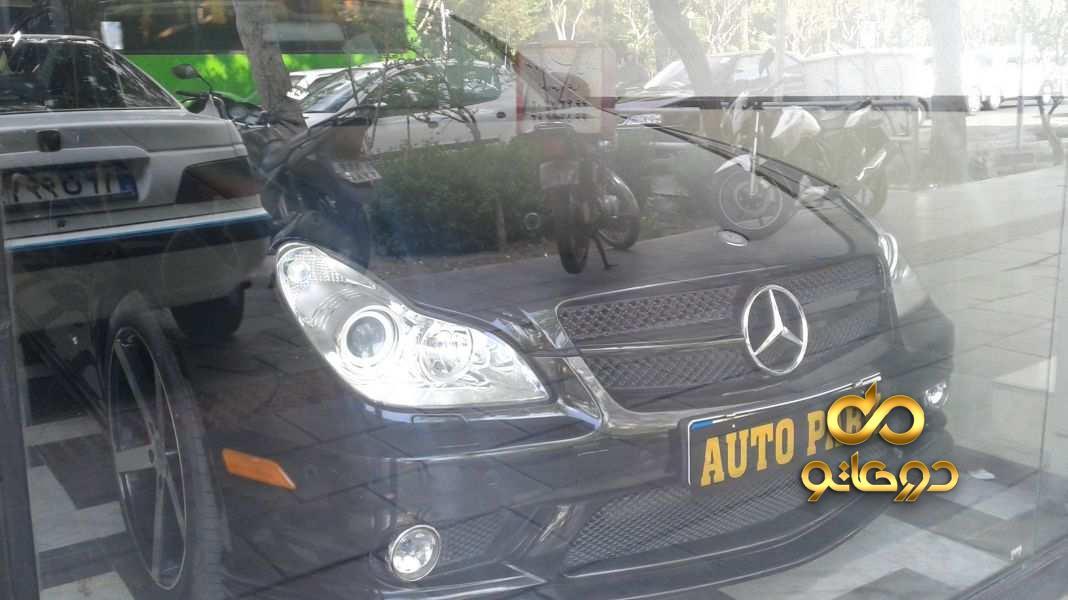 خرید خودرو بنز SLK250 در تهران