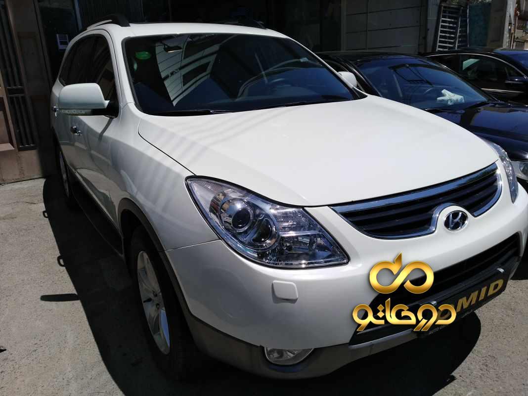 خرید خودرو  وراکروز ix 55 در اصفهان