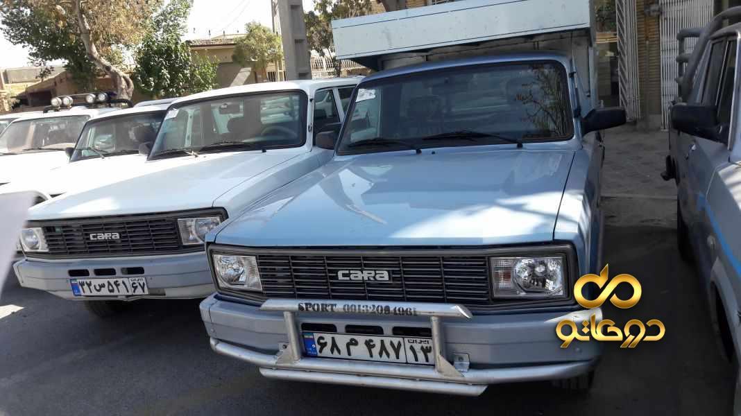 خرید خودرو  کارا 2000 تک کابین در اصفهان