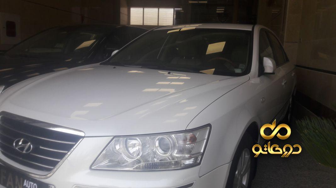 خرید خودرو  سوناتا در اصفهان