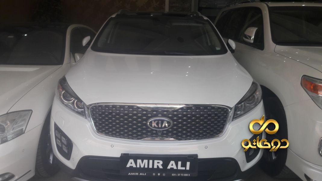 خرید خودرو کیا سورنتو GT Line در اصفهان