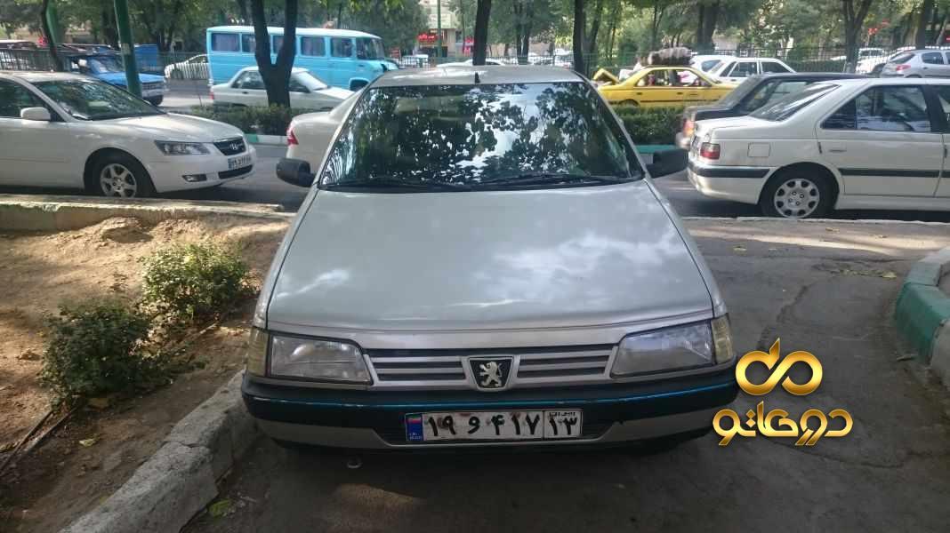 خرید خودرو پژو 405 - GLX بنزینی در اصفهان
