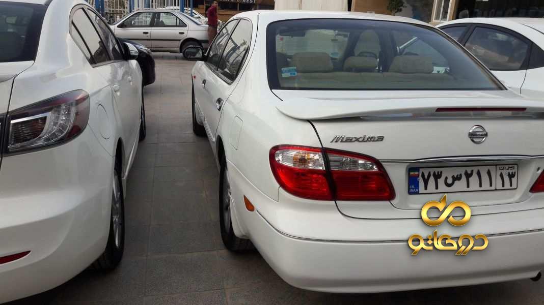 خرید خودرو  ماکسیما اتوماتیک در اصفهان