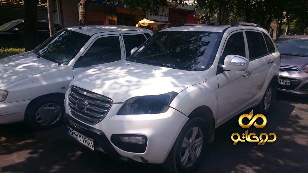 خرید خودرو لیفان X60 اتوماتیک در اصفهان