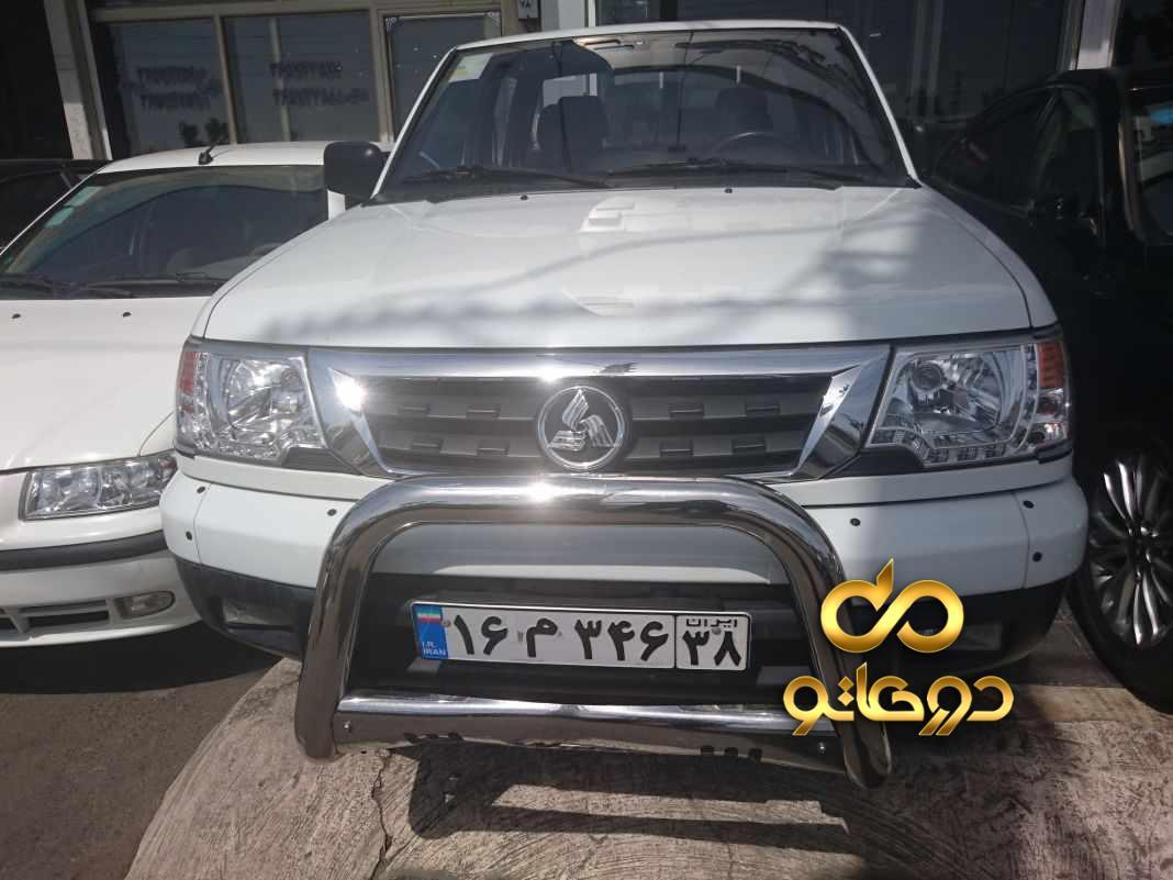 خرید خودرو وانت ریچ در البرز