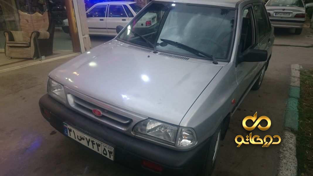 خرید خودرو پراید صندوق دار در اصفهان
