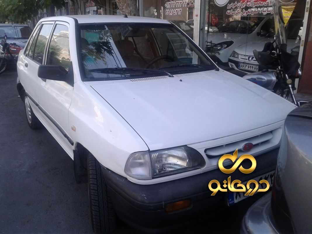 خرید خودرو پراید صندوق دار در تهران
