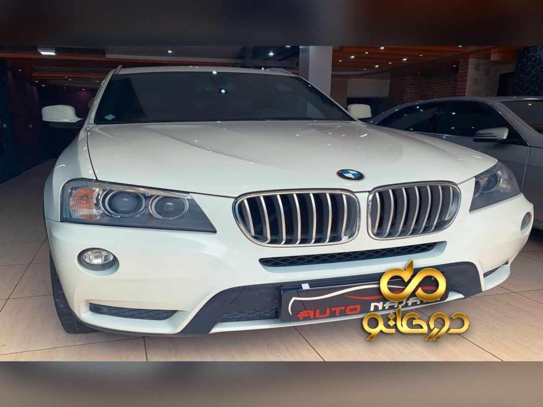 خرید خودرو بی ام  و X3 28 در تهران