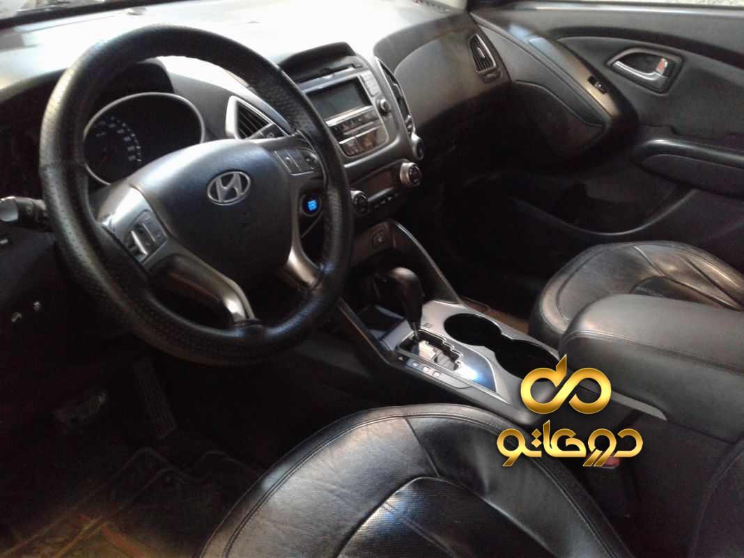 خرید خودرو  توسان دو دیفرانسیل در تهران