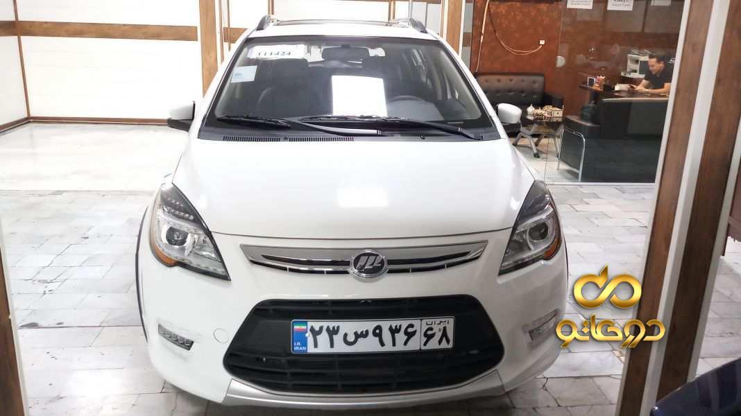 خرید خودرو لیفان X50 اتوماتیک در البرز