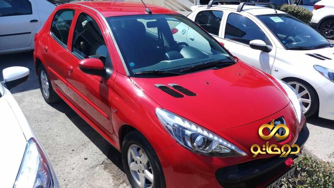 خرید خودرو پژو 207 دنده ای در البرز