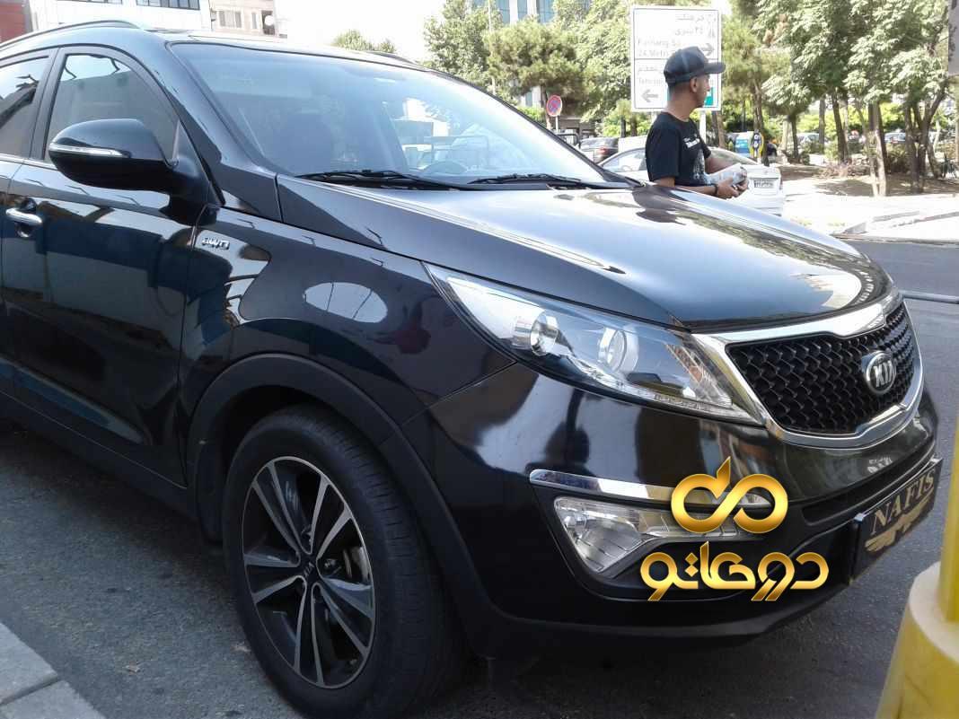 خرید خودرو  اسپورتیج ساده در تهران
