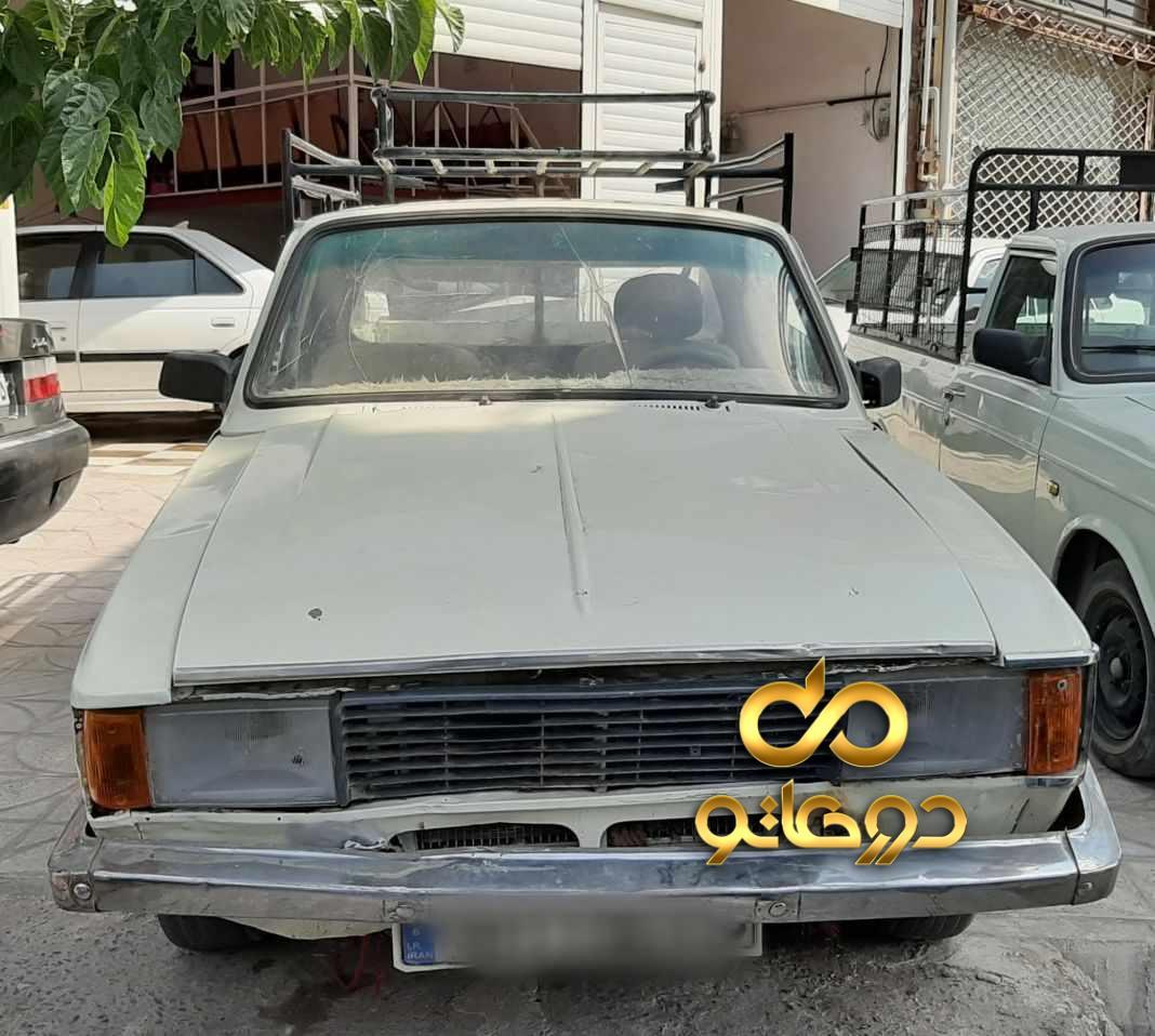 خرید خودرو پیکان وانت پیکان دوگانه سوز در کرمان