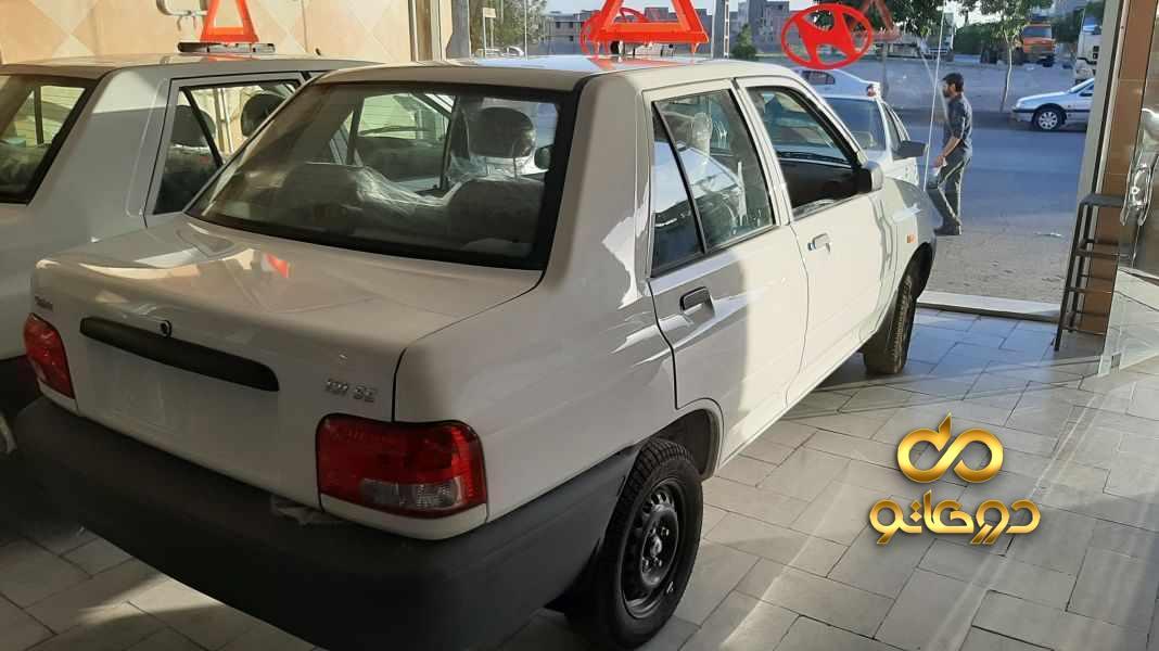 خرید خودرو پراید 131SE در کرمان