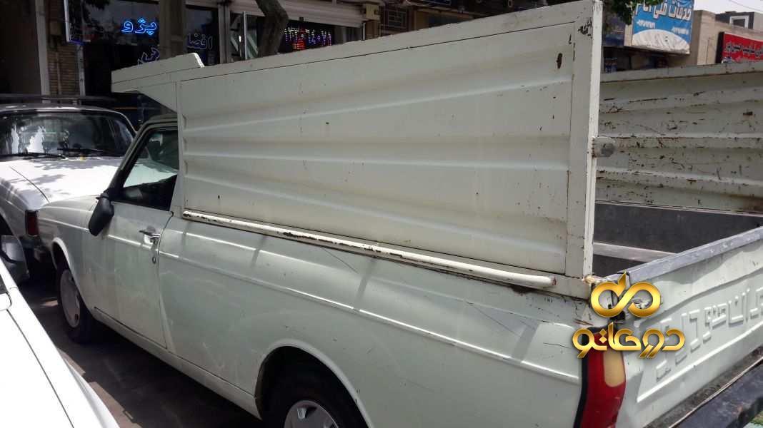 خرید خودرو  وانت پیکان بنزینی در اصفهان
