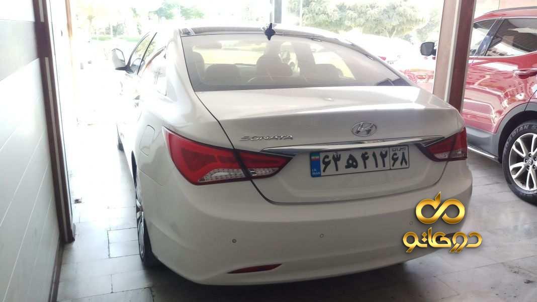 خرید خودرو  سوناتا YF در البرز