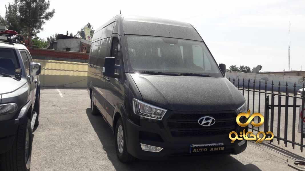 خرید خودرو هیوندای H350 در اصفهان