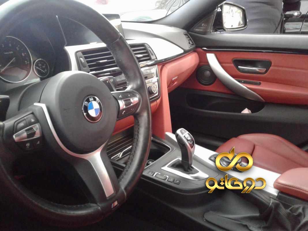 خرید خودرو  428i گرن کوپه در تهران