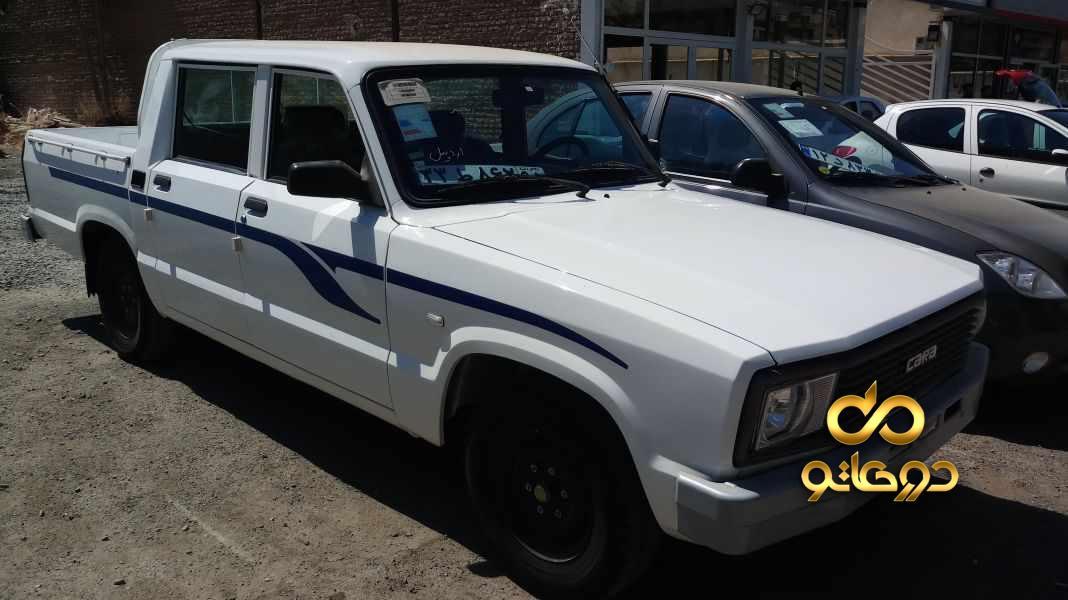 خرید خودرو  کارا 2000 دو کابین در البرز