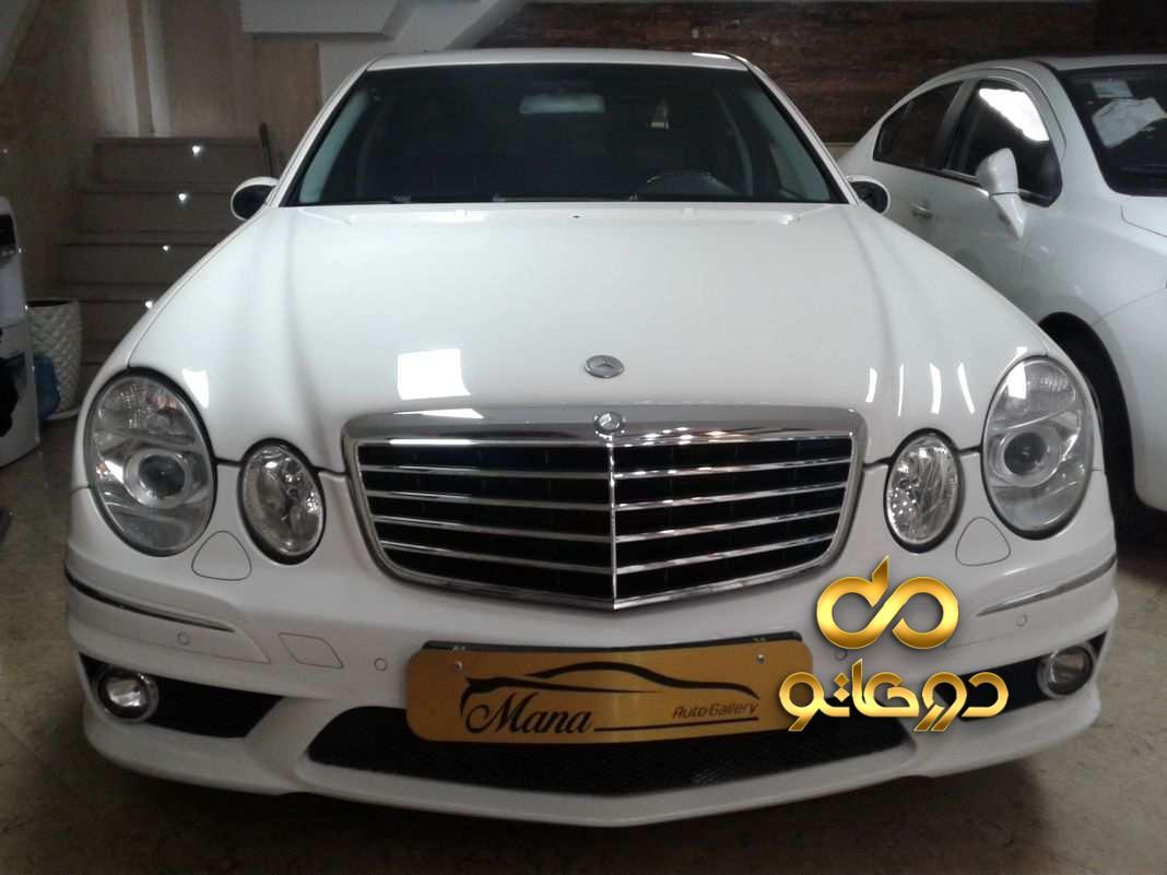 خرید خودرو بنز بنز E240 در تهران