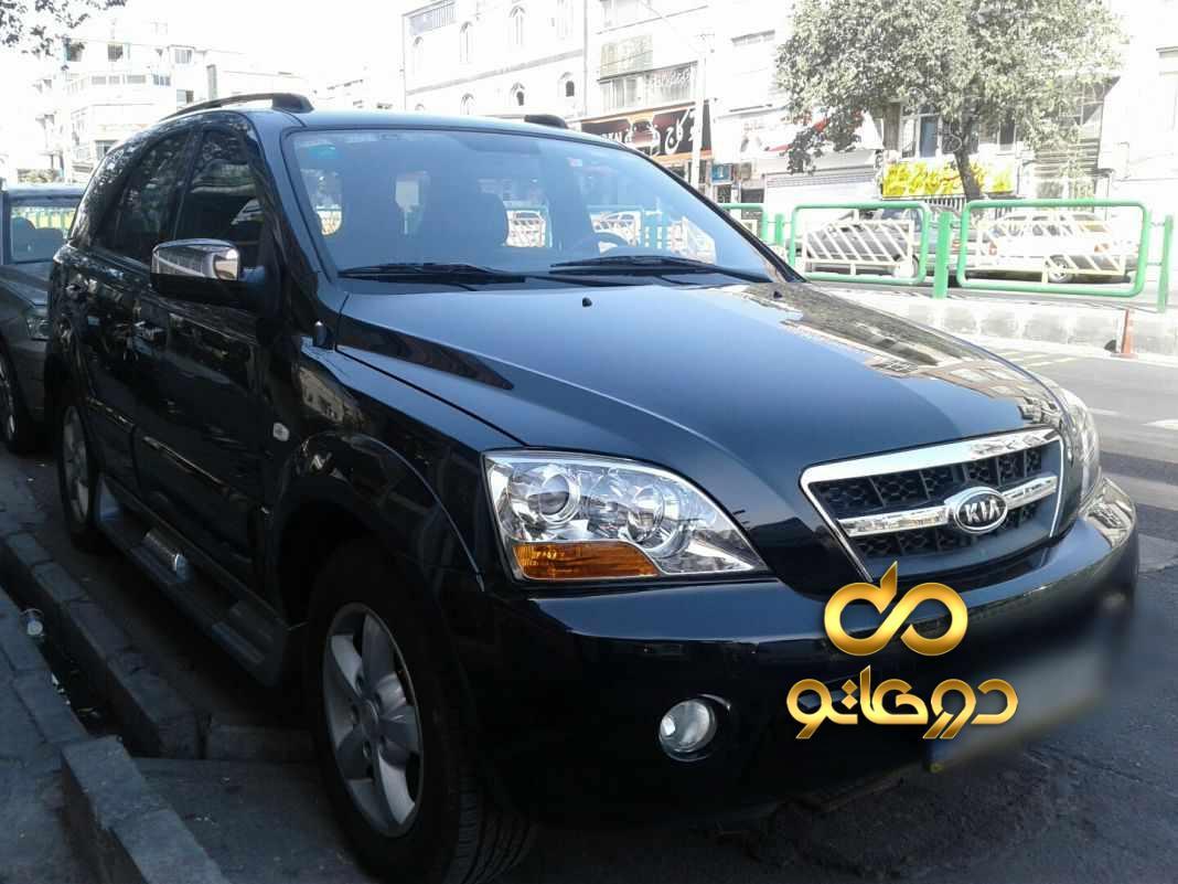 خرید خودرو  سورنتو ساده در تهران