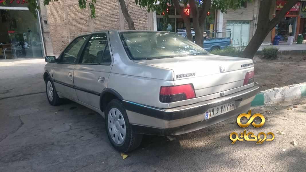 خرید خودرو  405 - GLX بنزینی در اصفهان
