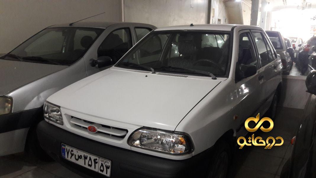 خرید خودرو  صندوق دار در اصفهان